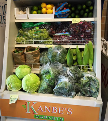 Photo courtesy of Kanbe's Markets