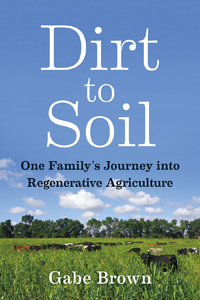 dirt to soil cover