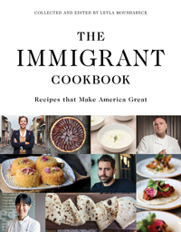 the immigrant cookbook cover