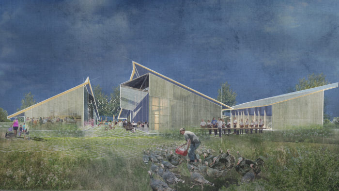Good Shepherd Institute from MASS Design Group