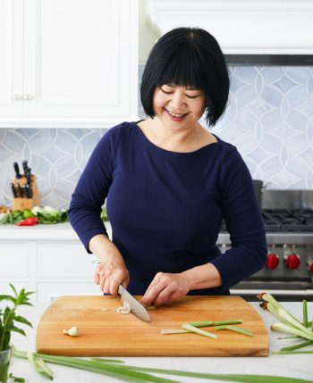 Andrea Nguyen (Photo courtesy Viet World Kitchen.)