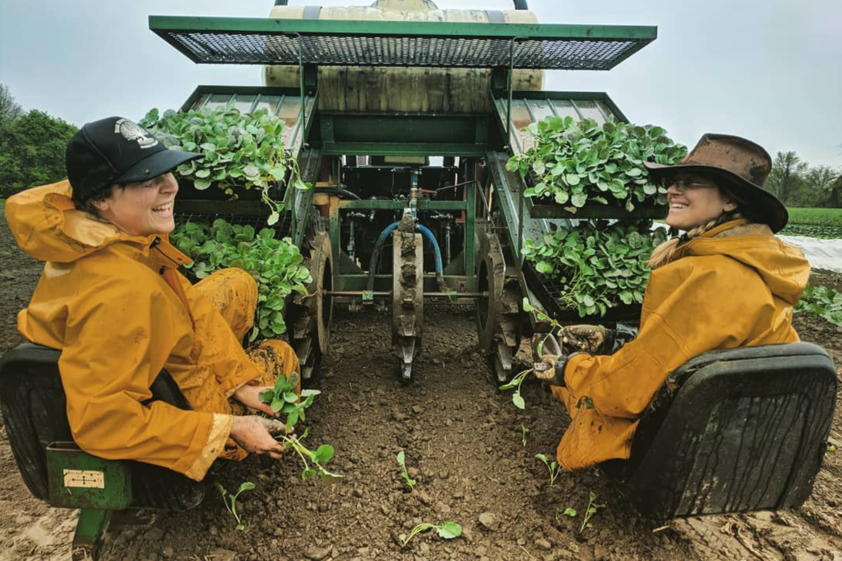 e759c4118 Amid a nationwide rise in worker-owned businesses of all types, small farms  across the country are foregoing traditional farm ownership and reaping the  ...