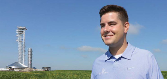 Scott Henry is a partner and business developer for LongView Farms, a grain operation in central Iowa that specializes in seed production. (Photo courtesy of EDF)