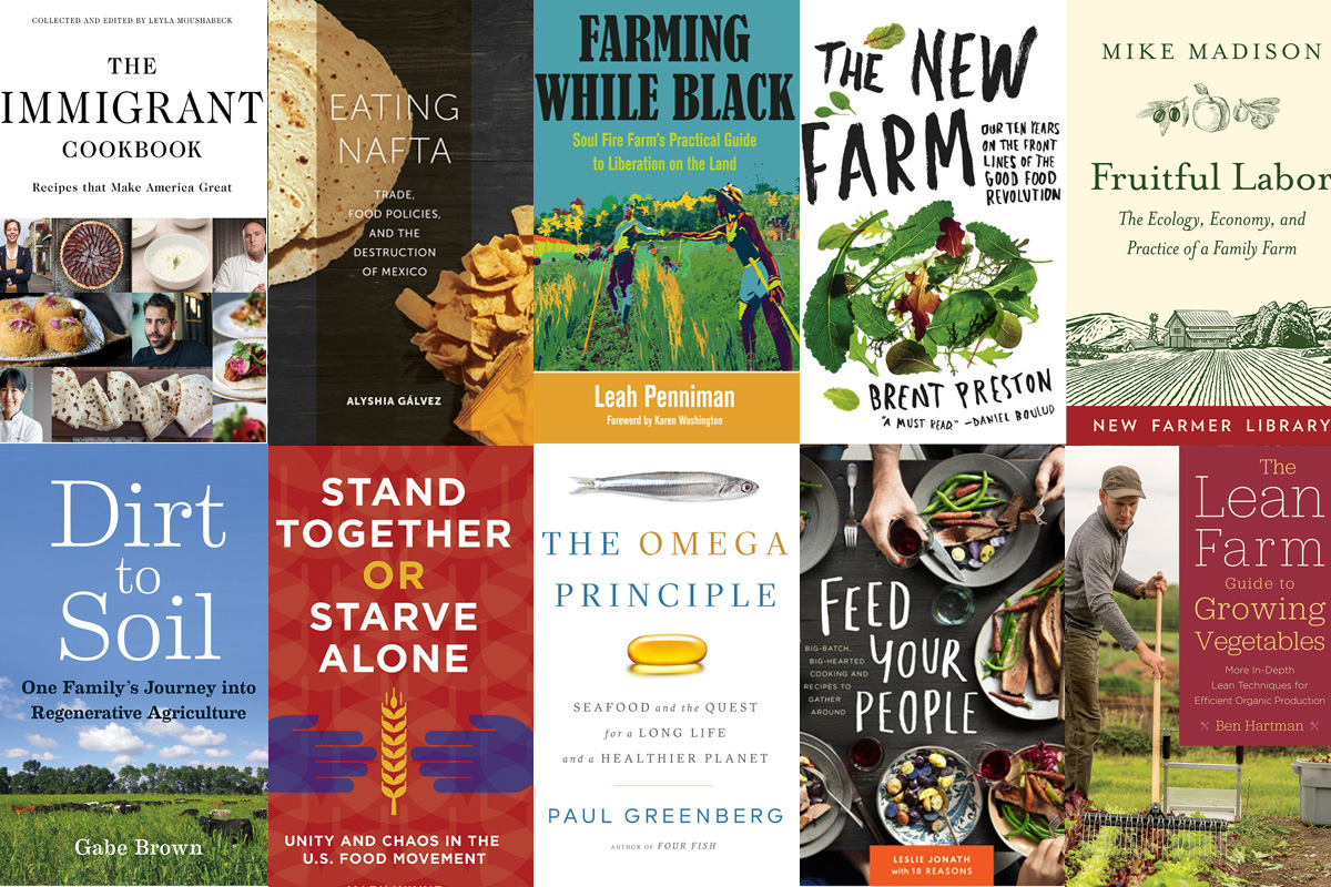 Civil Eats 2018 Holiday Book Gift Guide Civil Eats
