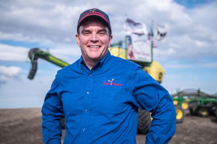 Farm Rescue director Bill Gross.