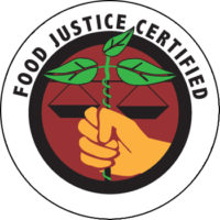 Agricultural Justice Project AJP logo