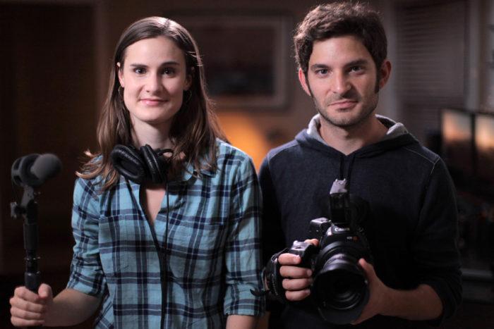 """Annie Spiecher and Matt Wechsler, the filmmakers behind """"Right to Harm."""""""