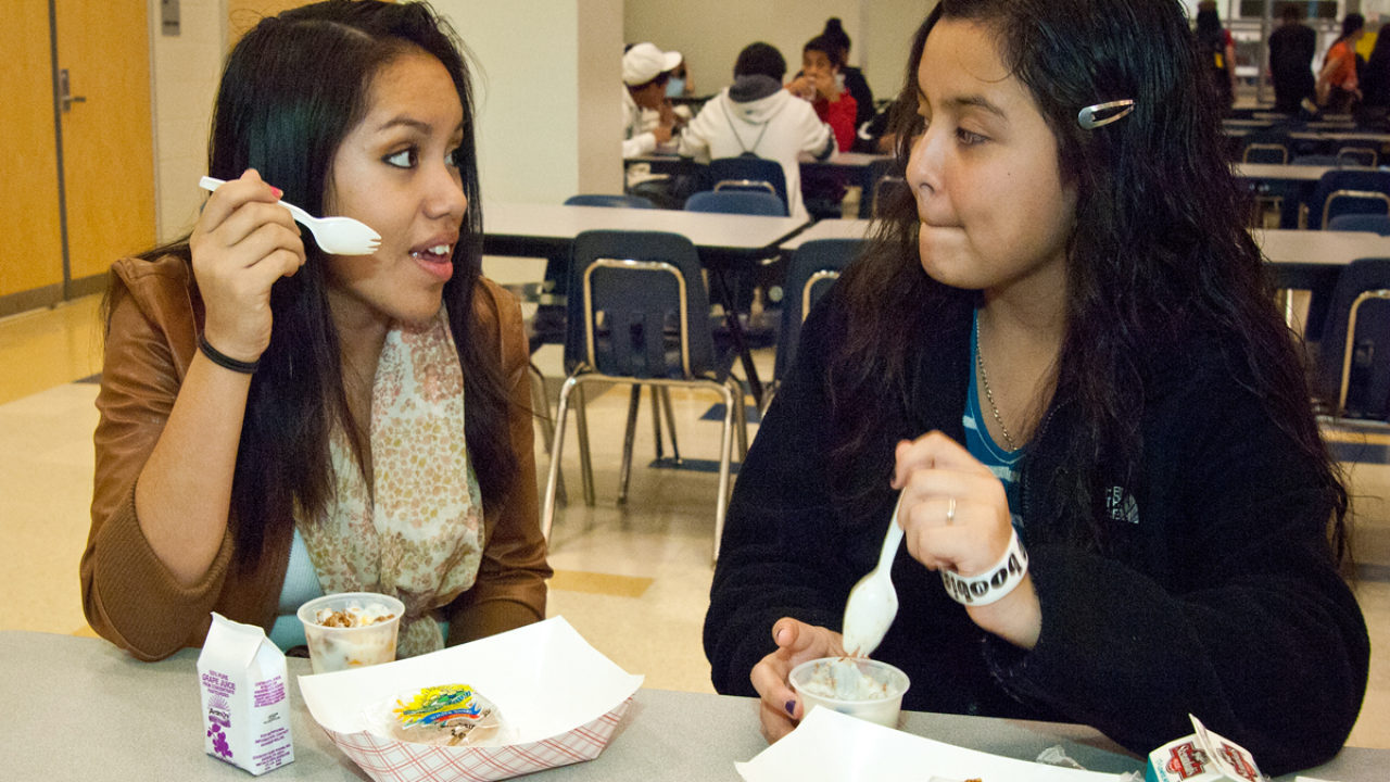 Can We Stop Kids From Being Shamed Over School Lunch Debt