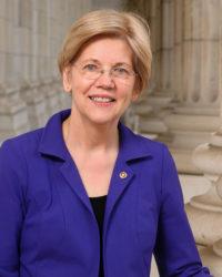 Official photo of Elizabeth Warren