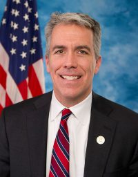 Official portrait of former Rep. Joe Walsh