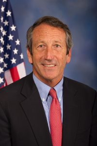 Mark Sanford official portrait from the 113th Congress