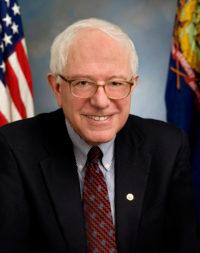 Bernie Sanders official Senate photo courtesy of Senator Sanders.