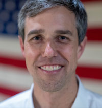 2020 presidential candidate beto o'rourke photo