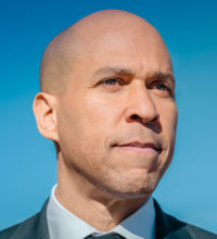 Cory Booker photo courtesy of the Cory 2020 campaign