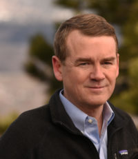Photo courtesy of the Michael Bennet campaign