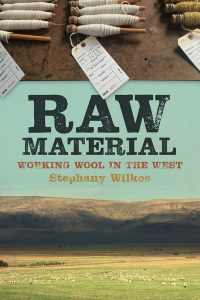 raw material book cover