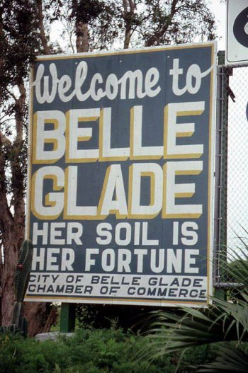 belle glade her soil is her fortune sign