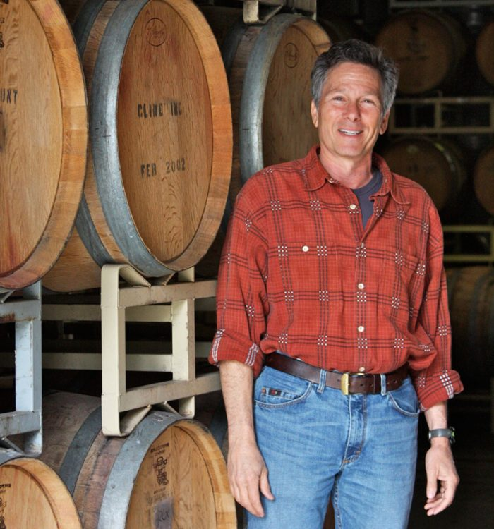 Cline Family Cellars winemaker Charlie Tsegeletos. (Photo courtesy of Cline Family Cellars)