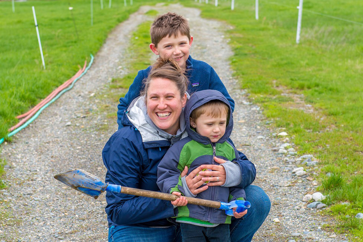 I'm a Farmer and a Mother. Both Roles Should be Valued More