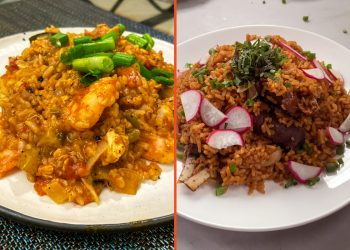 jambalaya and jollof