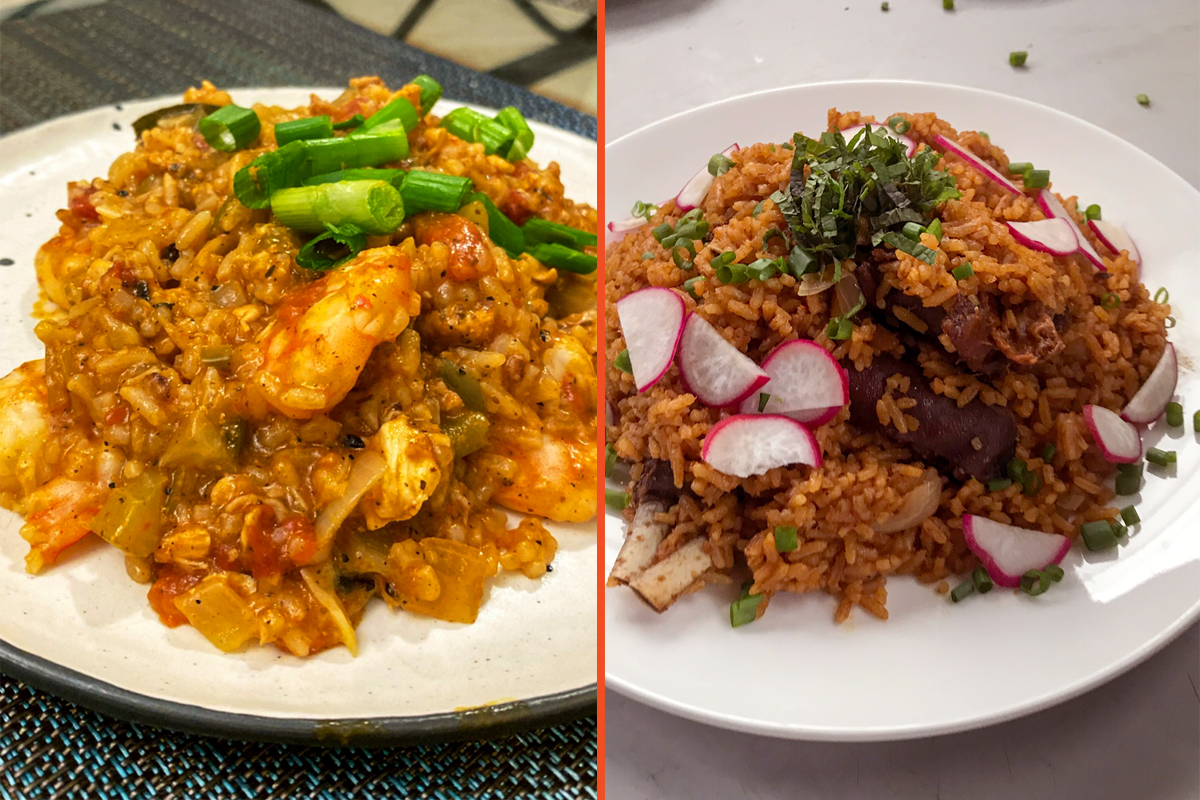 400 Years After the Slave Trade Began, Tracing the Roots of Jambalaya to Jollof