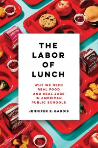 the labor of lunch cover