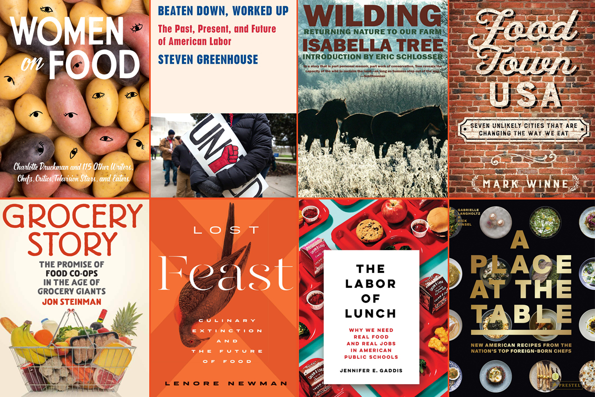 Our 2019 Food and Farming Holiday Book Gift Guide