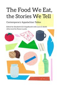 the food we eat, the stories we tell cover