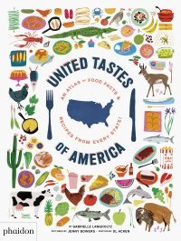 United Tastes of America cover