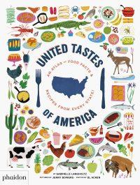 United Tastes of America cover