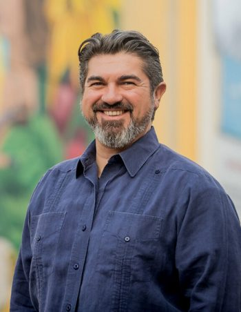 Texas legislator Eddie Rodriguez.