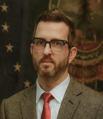 Vermont Representative Randall Szott