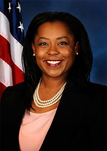 Illinois Representative Sonya Harper