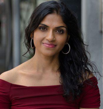 Saru Jayaraman.