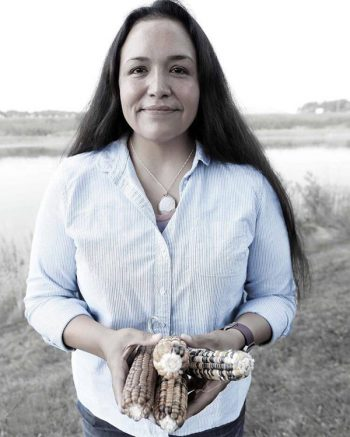 Jessika Greendeer. (Photo Credit: Matika Wilbur, courtesy of Dream of Wild Health)