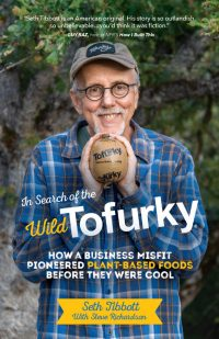 in search of the wild tofurky cover