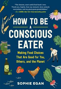 how to be a conscious eater cover