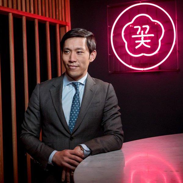 Simon Kim of Cote. (Photo courtesy of Cote)