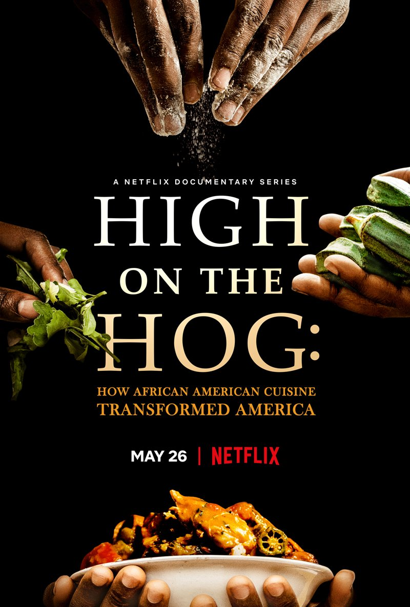 The poster for High on the Hog.