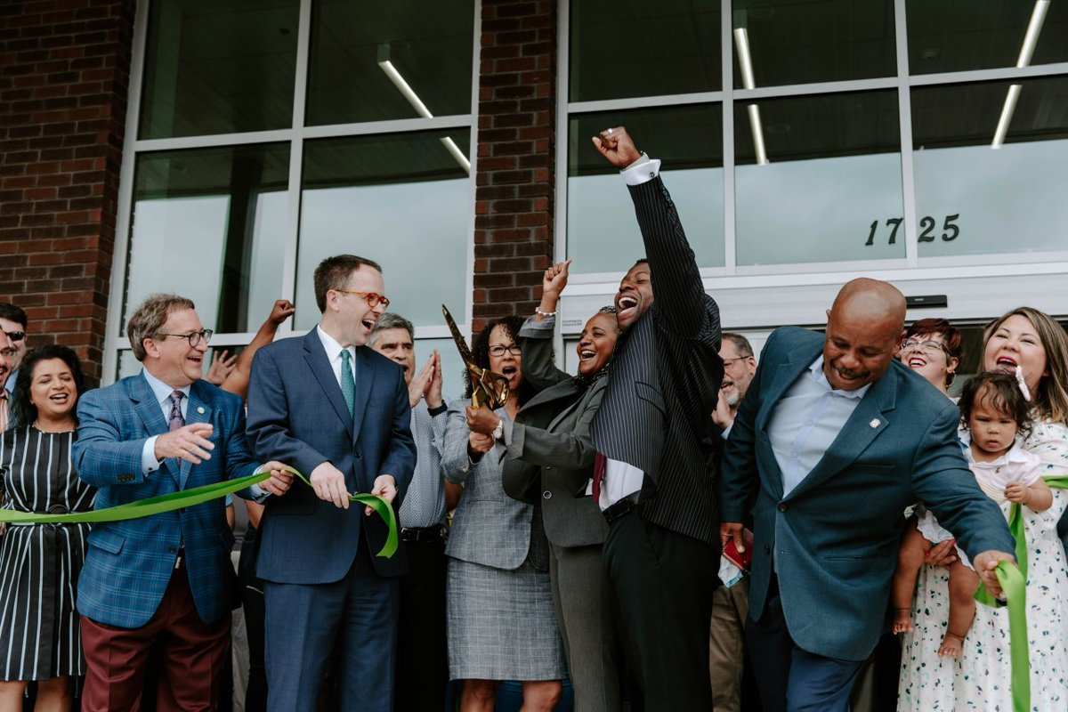 the grand opening of the oasis fresh market