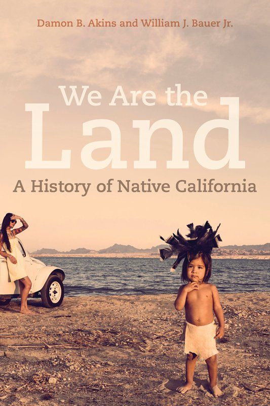 We are the land book cover