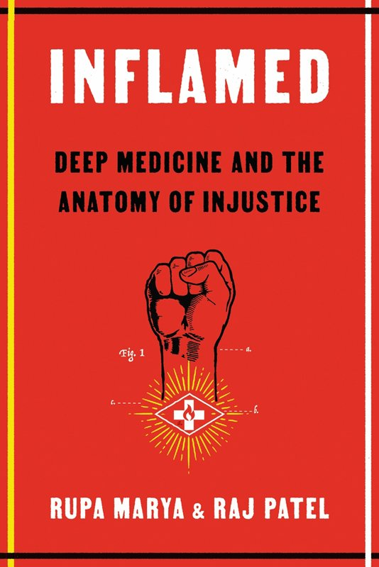 inflamed book cover