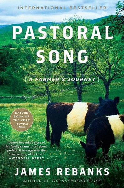 pastoral song book cover