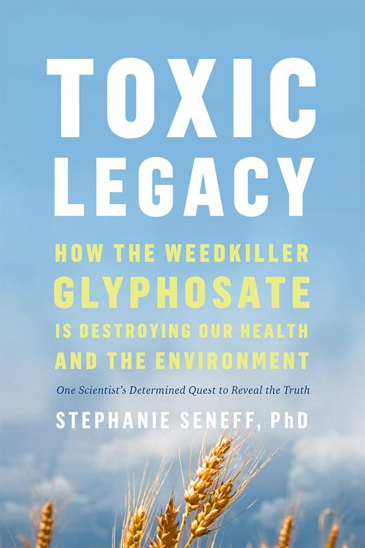 toxic legacy book cover