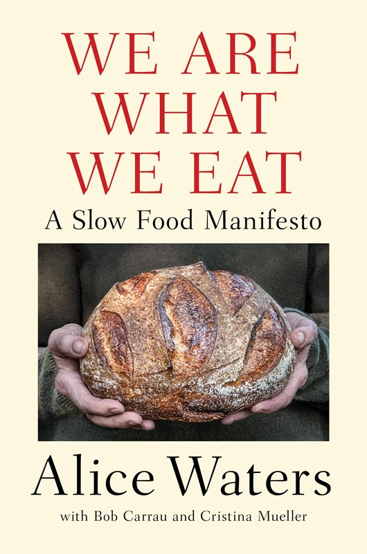 we are what we eat book cover