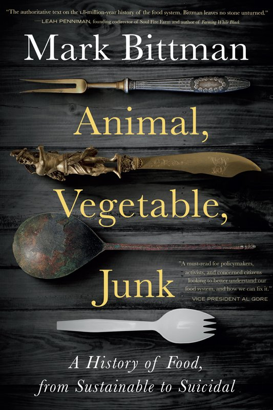 animal vegetable junk cover