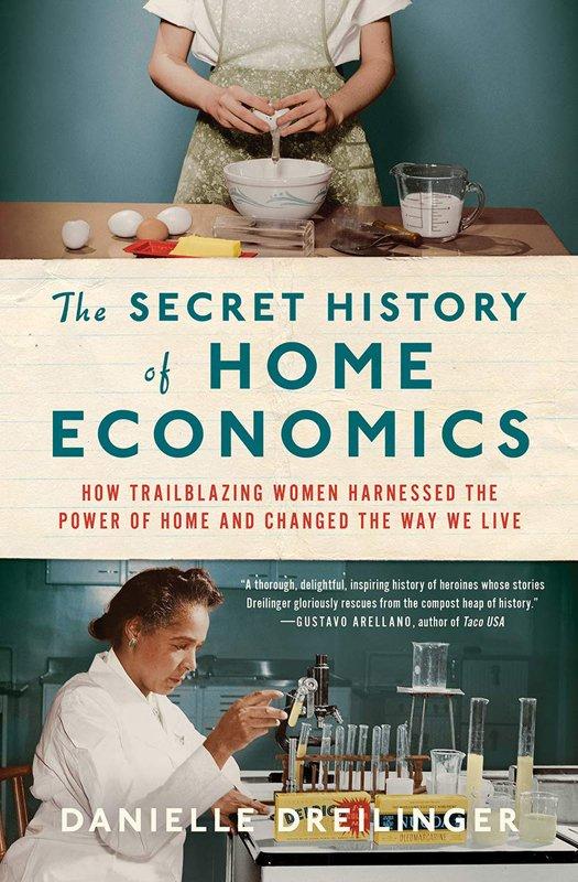 the secret history of home economics cover