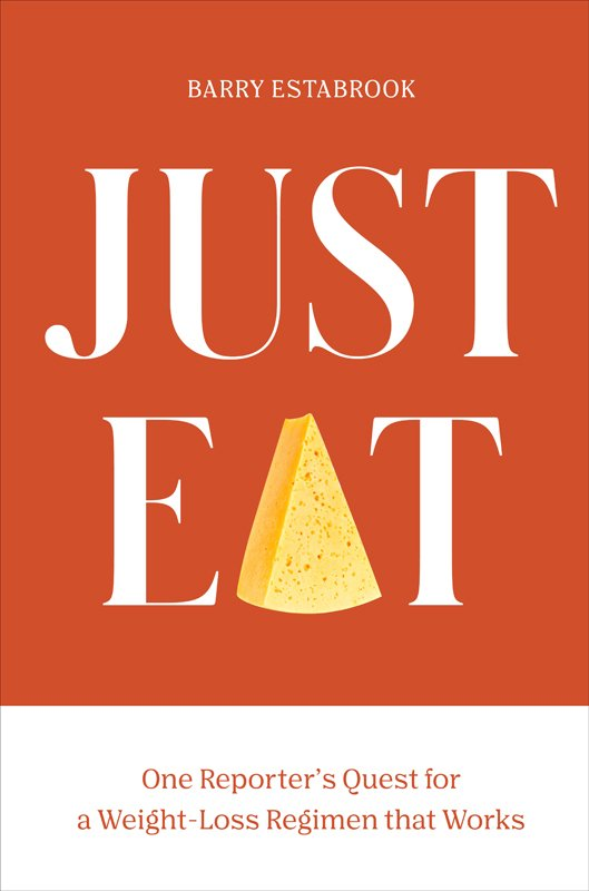 just eat book cover
