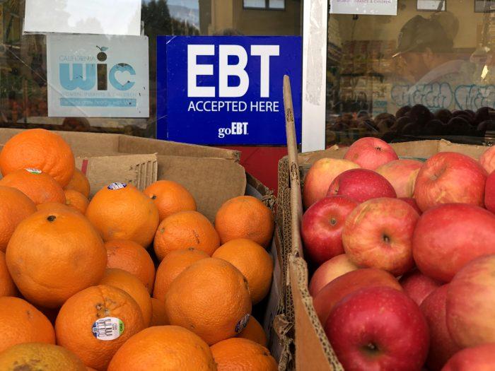 groceries EBT SNAP